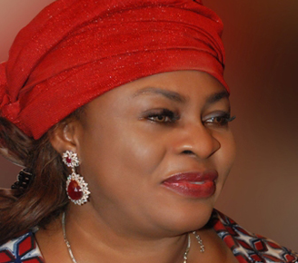 Minister of Aviation, Mrs Stella Oduah